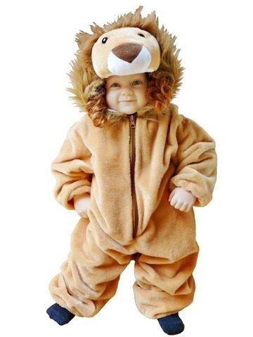 Leone costume per neonati e bambini