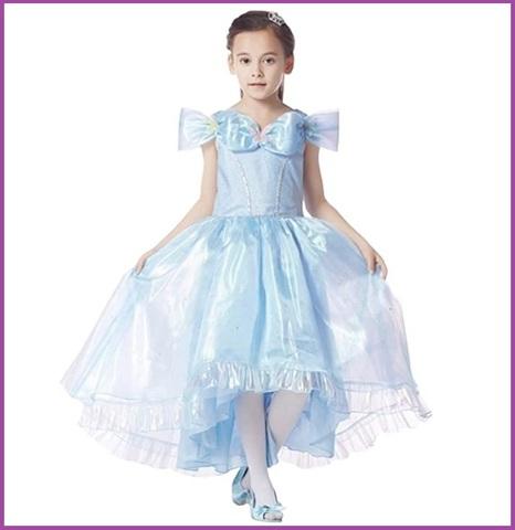 Missfox principessa abito bambina