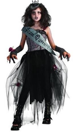 Regina del ballo dark halloween