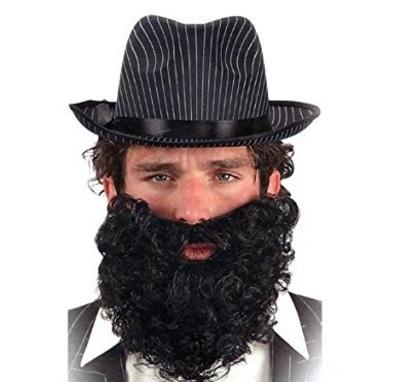 Barba travestimento accessorio per carnevale