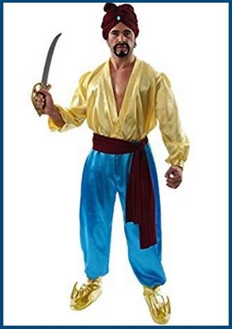 Costume Di Aladino