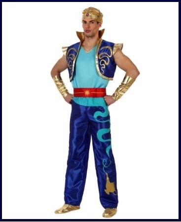Costume Aladino Uomo