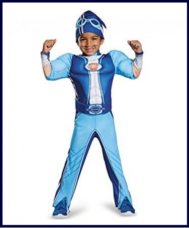 Lazy Town Costume