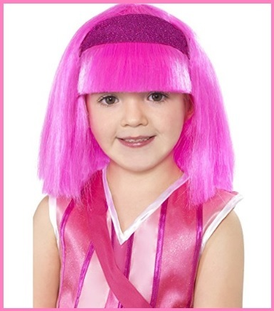 Costume Carnevale Lazy Town