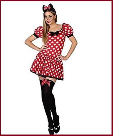 Vestito Minnie Adulto