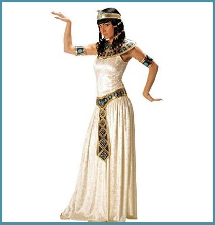 Costume carnevale cleopatra