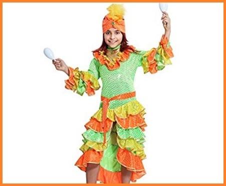 Costume carnevale brasiliana