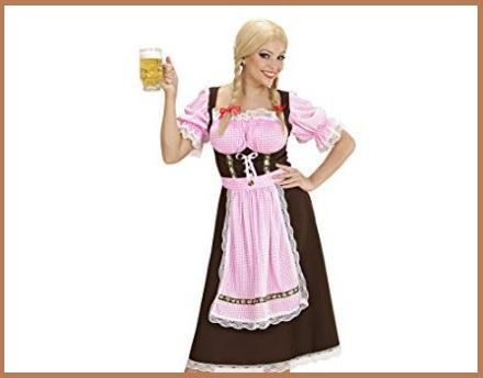 Costume Carnevale Bavarese