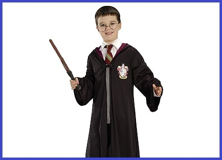 Costume carnevale harry potter