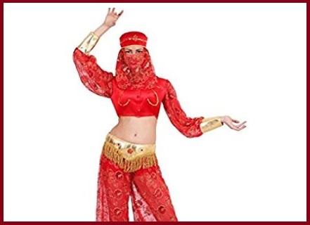 Costume Carnevale Odalisca