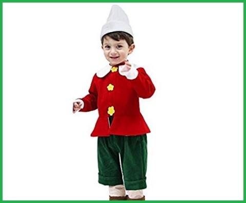 Costume Carnevale Pinocchio