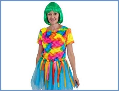 Costume Carnevale Samba