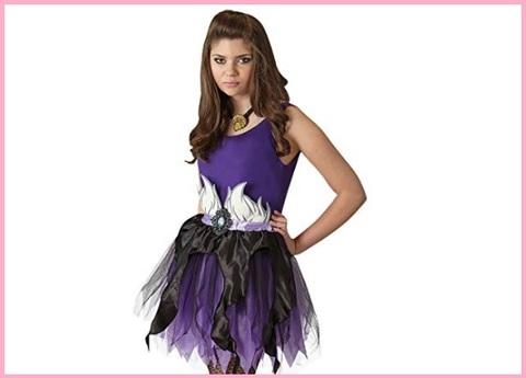 Costume Carnevale Ursula