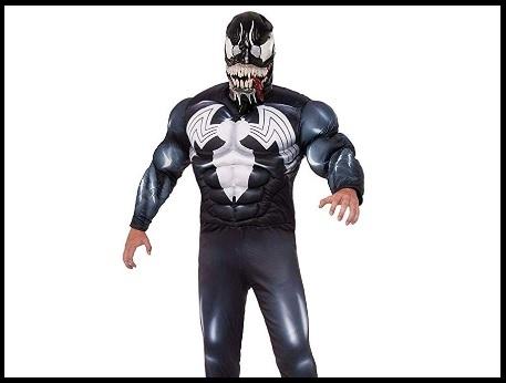 Costume Carnevale Venom