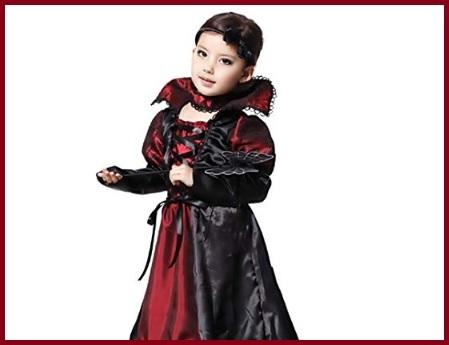 Costume carnevale vampirina