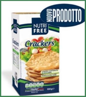 Crackers originali e senza glutine