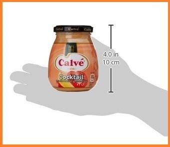 Salsa cocktail con pomodori senza glutine