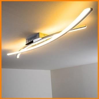 Plafoniera da soffitto moderna design unico con led inclusi