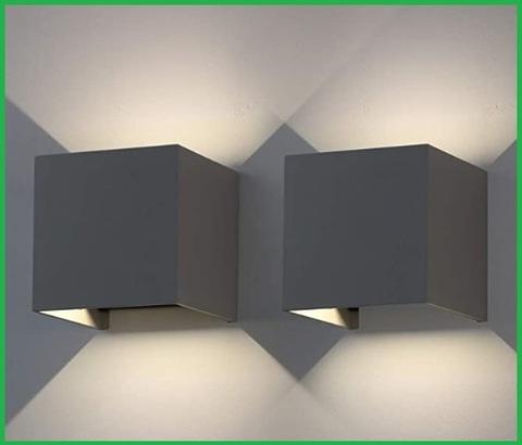 Lampade moderne per esterno da parete grandi sconti for Lampade da parete moderne