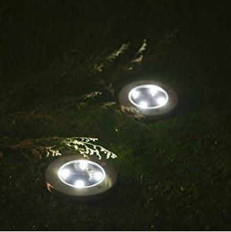 Lampada esterno motorizzato resistente all'acqua