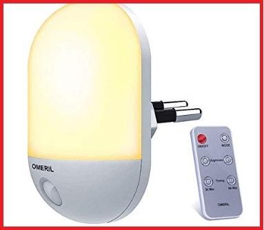 Illuminazione per bambini timer
