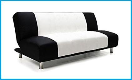 Modello bicolore divano sofa
