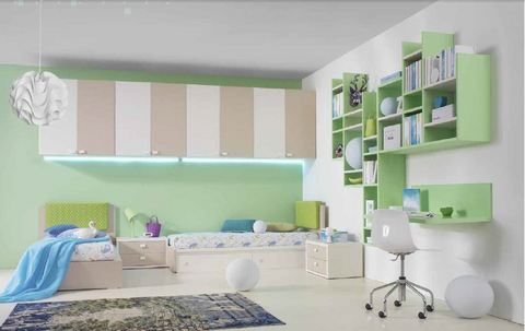 Awesome Cameretta 2 Letti Images - Home Design - joygree.info