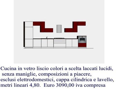 Prezzi cucine senza elettrodomestici grandi sconti ingrosso arredamenti roma - Cucine senza elettrodomestici ...