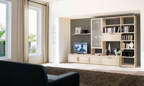 Nuovo catalogo soggiorno bianco roma