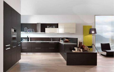 Novit cucina angolare pvc weng matrix lazio grandi for Ingrosso arredamenti roma