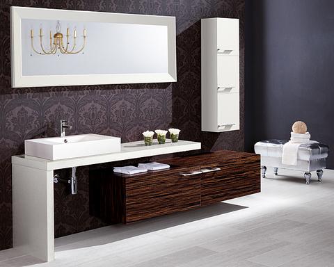 Mobile bagno in offerta ebano o zebrano lazio grandi - Mobile bagno usato roma ...