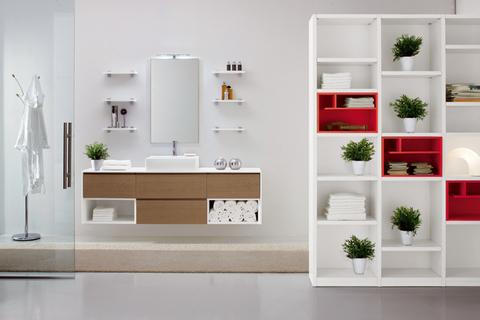 accessori bagno marrone arredo bagno iperceramica bagni livinghouse italia da
