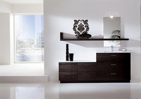Mobile bagno spazzolato in vari colori lazio grandi - Ingrosso arredo bagno roma ...
