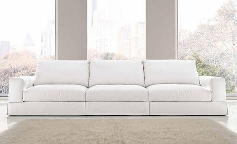 Novità divani in tessuto lazio