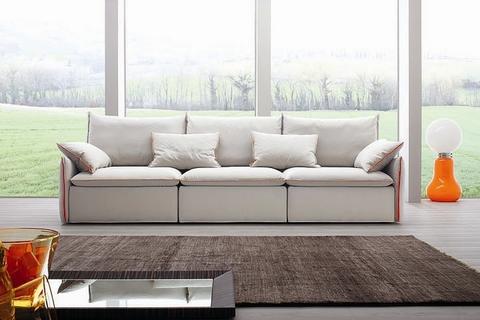 Divano moderno nuovo design roma
