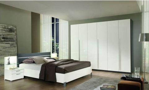 Camera moderna completa sconto del 30 camere da letto grandi sconti - Camera da letto completa moderna ...
