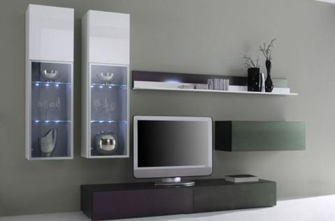 Vetrine per soggiorno moderno dragtime for - Soggiorno moderno roma ...