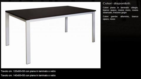 Tavolo in offerta tecnolegno terni
