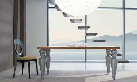 Tavolo in stile classico rieti grandi sconti ingrosso for Ingrosso arredamenti roma