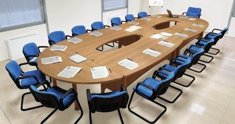 Arredamenti per sale riunioni zg roma