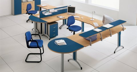 Vari modelli scrivanie e poltrone ufficio zg viterbo