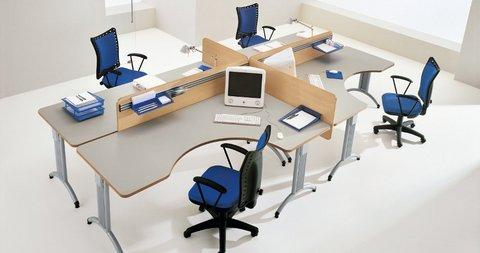 Arredamenti per piccoli uffici zg roma sconto del 30 for Uffici temporanei roma prezzi