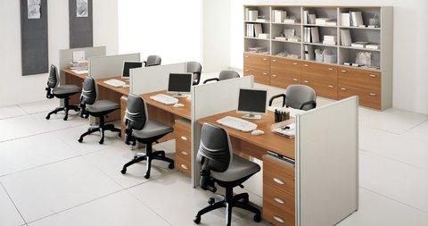 Arredamenti per uffici pubblici e privati zg roma grandi for Uffici temporanei roma prezzi
