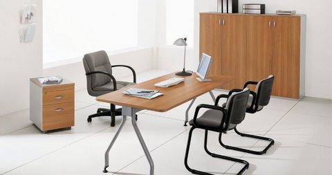 Arredo ufficio classico e moderno zg frosinone grandi for Arredo ufficio classico