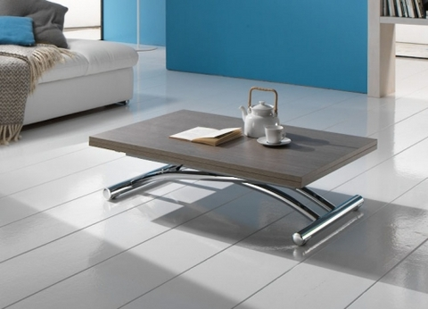 Tavolino trasformabile maxhome roma grandi sconti - Tavoli ovali ikea ...