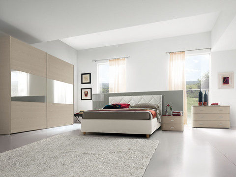 Scelta modelli camere da letto moderne valentini frosinone for Camere da letto economiche prezzi