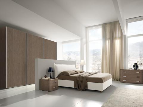 Camera moderna vari colori valentini frosinone grandi for Ingrosso arredamenti roma