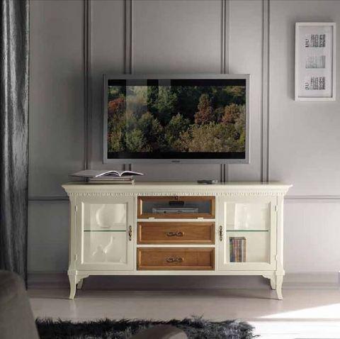 Porta tv classico tempo d'arredo civitavecchia