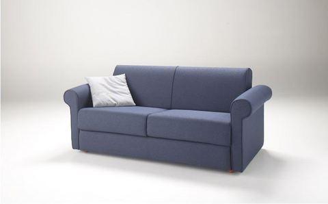 Modello divano letto stilfaritalia in tessuto roma