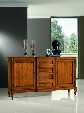 Mobile basso soggiorno stile classico frosinone grandi for Arredamenti frosinone
